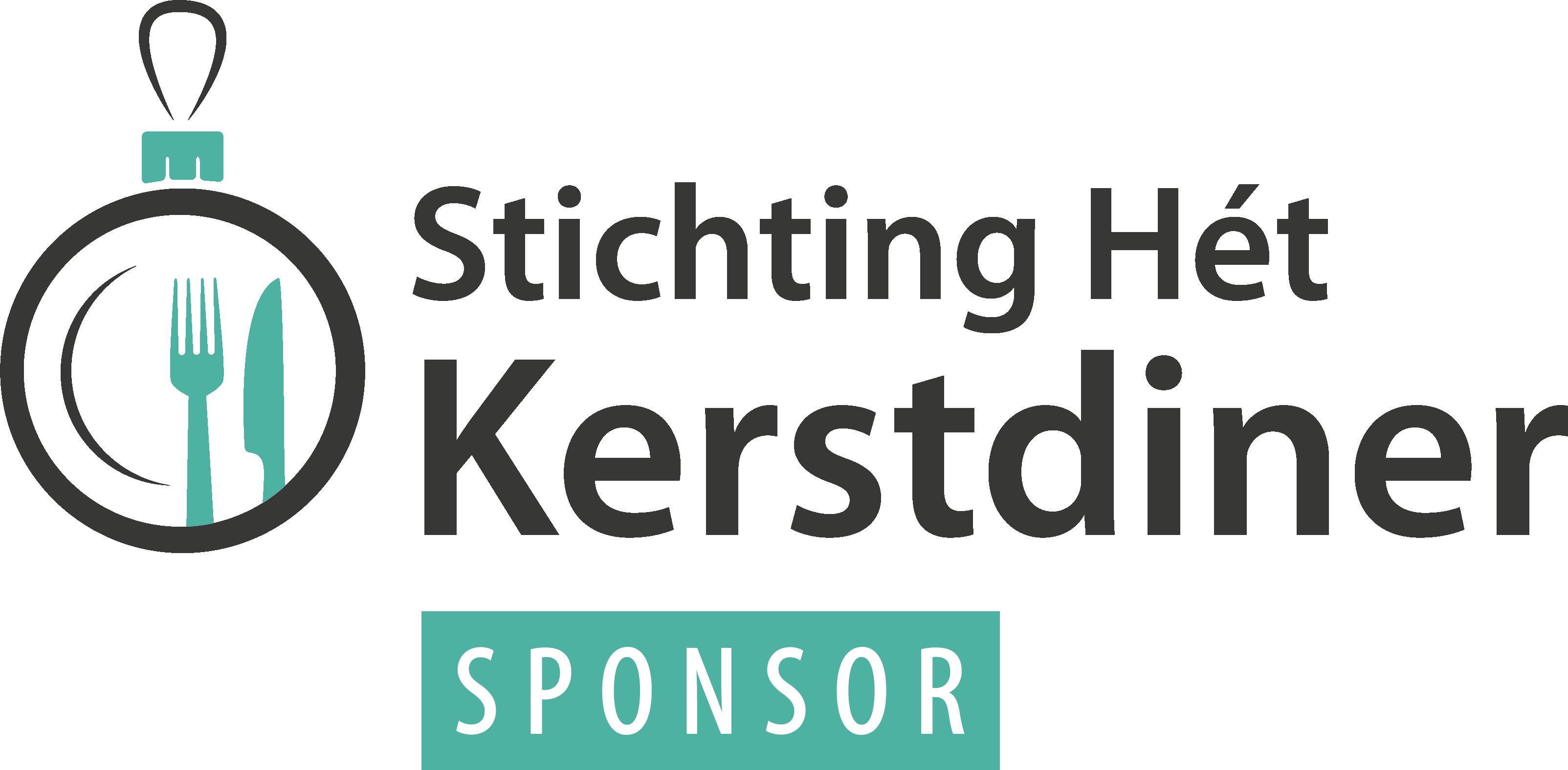 Sponsor Stichting Hét Kerstdiner